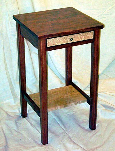 Download make mission style end table plans free for Mission style end table plans