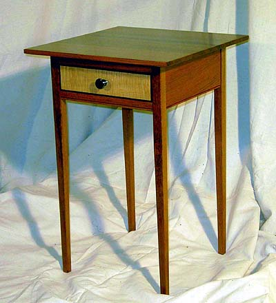 Shaker Style Table How To Build Medicine Cabinet